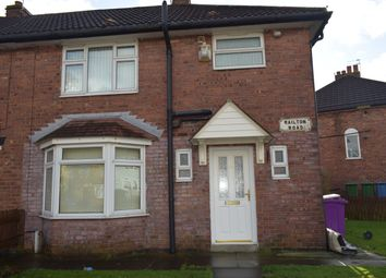 Thumbnail 3 bed semi-detached house to rent in Railton Road, Liverpool