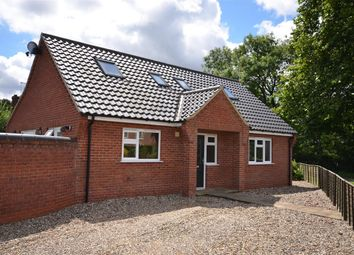 Thumbnail 4 bedroom bungalow for sale in Lingwood Gardens, Lingwood, Norwich