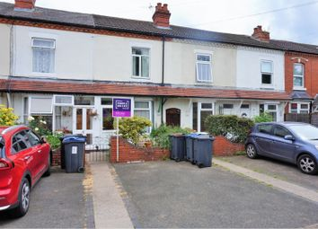 Thumbnail 3 bed terraced house for sale in Mayfield Avenue, Birmingham
