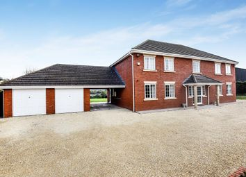 Thumbnail 4 bed detached house for sale in Grafton Lane, Grafton, Hereford