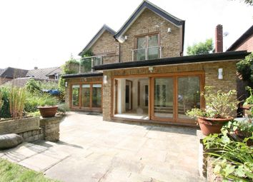Thumbnail 4 bed detached house to rent in Westbury Road, Northwood