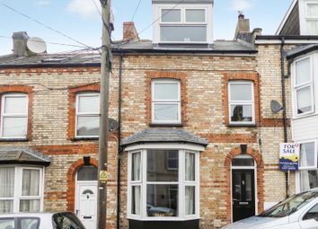 Thumbnail 3 bedroom terraced house for sale in Victoria Road, Ilfracombe, Devon