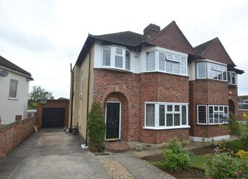 Thumbnail Semi-detached house for sale in Lorne Avenue, Shirley, Croydon, Surrey