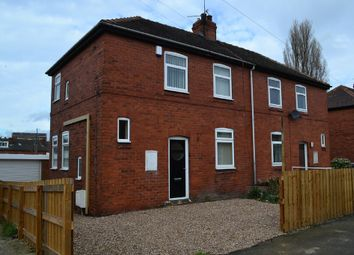 Thumbnail 2 bed semi-detached house for sale in Princess Avenue, South Elmsall, Pontefract