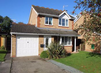 Thumbnail 3 bed detached house for sale in Bishops Close, West Felton, Oswestry