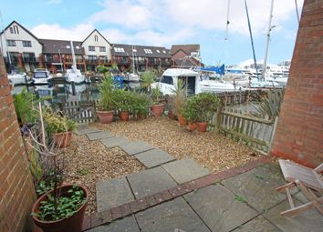 Thumbnail 3 bed town house to rent in Sennen Place, Port Solent, Portsmouth