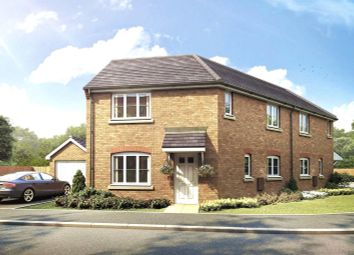 Thumbnail 3 bedroom detached house for sale in Nettleham Chase, Deepdale Lane