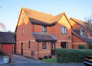 Thumbnail 4 bed detached house for sale in Collings Avenue, Worcester