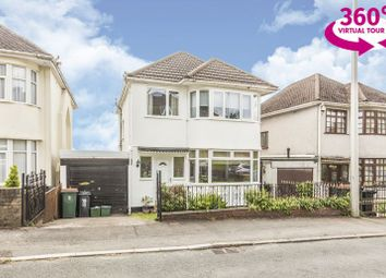 3 bed detached house for sale in Chaucer Road, Newport NP19