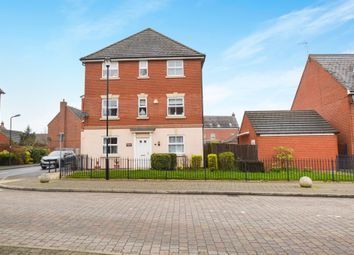 Thumbnail 6 bed detached house for sale in Stonechat Road, Rugby