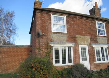 Thumbnail 2 bed end terrace house to rent in Shalmsford Street, Chartham, Canterbury