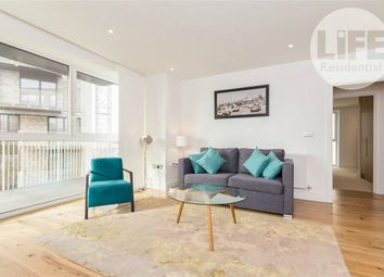 Thumbnail 3 bedroom flat for sale in St Vincent Court, 5 Hoy Street, London