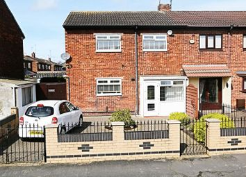 Thumbnail 3 bedroom semi-detached house for sale in Newton Street, Hull