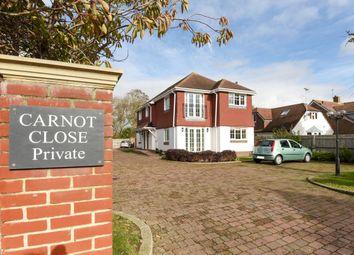 Thumbnail 3 bed flat for sale in Carnot Close, Aldwick, Bognor Regis
