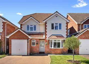 Thumbnail 4 bed detached house for sale in Scholars Walk, Chalfont St Peter, Gerrards Cross, Buckinghamshire