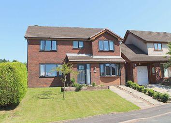 Thumbnail 4 bed detached house for sale in Mercer Crescent, Haslingden, Rossendale