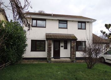 Thumbnail 4 bed property to rent in Churchtown Meadows, St Stephen, Cornwall