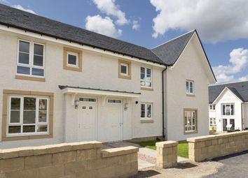 "Thumbnail 3 bed terraced house for sale in ""Cawdor"" at Duddingston Park South, Edinburgh"