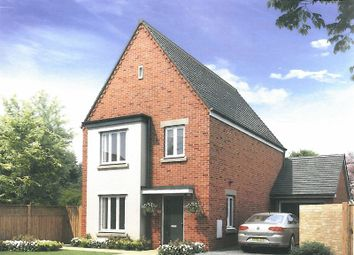 Thumbnail 4 bed flat for sale in Walker Mead, Biggleswade