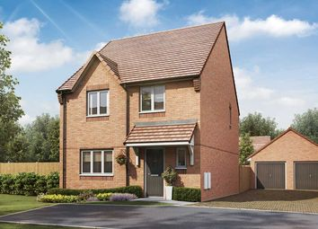 """Thumbnail 4 bed detached house for sale in """"The Mylne"""" at Hastings Road, Grendon, Atherstone"""