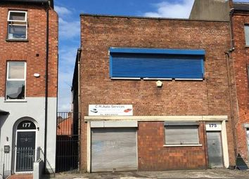 Thumbnail Warehouse for sale in Templemore Avenue, Belfast, County Antrim
