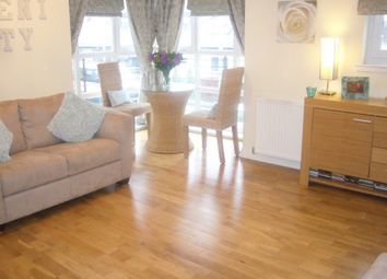 Thumbnail 2 bed flat for sale in Elms Way, Ayr, South Ayrshire