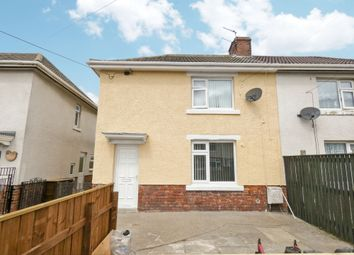 Thumbnail 2 bed semi-detached house for sale in Oxford Road, Stakeford, Choppington