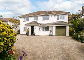 Thumbnail 4 bed detached house for sale in Meadow Way, Seaford, East Sussex