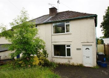 Thumbnail 2 bed semi-detached house for sale in The Orchard, Cart Lane, Grange-Over-Sands