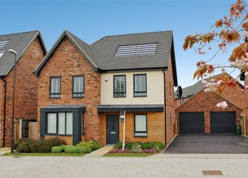 Thumbnail 4 bed detached house for sale in Cartington Gardens, Tattenhoe Park, Milton Keynes, Buckinghamshire