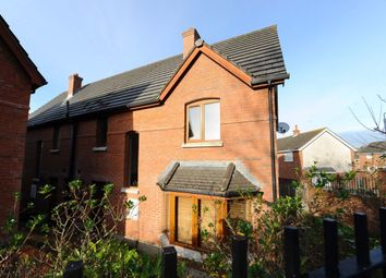 Thumbnail 3 bedroom semi-detached house for sale in Bailey Manor, Dundonald, Belfast