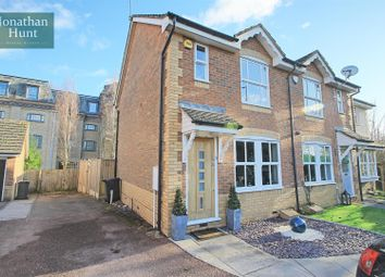 Thumbnail 2 bed end terrace house for sale in Regal Close, Standon, Ware