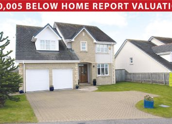 Thumbnail 5 bedroom detached house for sale in Slackbuie Way, Inverness