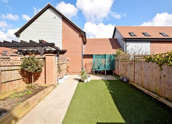 Thumbnail 4 bed semi-detached house for sale in Teddington Drive, West Malling, Kent