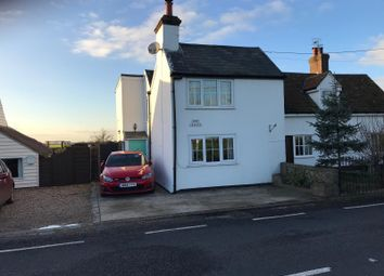 Thumbnail 3 bed detached house for sale in Clacton Road, Horsley Cross, Manningtree