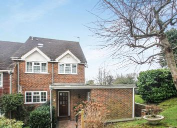 Thumbnail 4 bed terraced house for sale in Wakehams Hill, Pinner