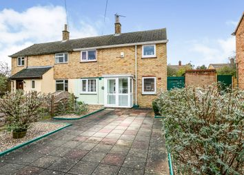 Thumbnail 3 bed semi-detached house for sale in Somerset Close, Cambridge
