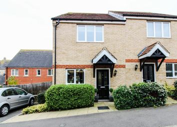 Thumbnail 2 bedroom semi-detached house for sale in Deanery Close, Sudbury