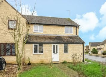 Thumbnail 3 bedroom semi-detached house for sale in Oxlease, Witney