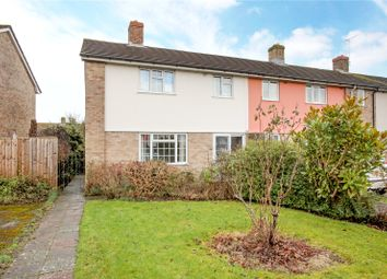 Thumbnail 3 bedroom semi-detached house for sale in Broadfields, Pewsey, Wiltshire