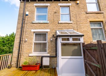 1 bed end terrace house for sale in Eleanor Street, Brighouse HD6