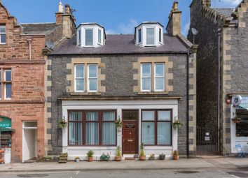 Thumbnail 2 bed flat for sale in 21 Upper Townfoot, Stow, Galashiels
