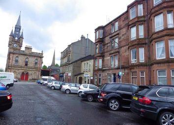 Thumbnail 1 bed flat to rent in Fulbar Street, Renfrew, Renfrewshire