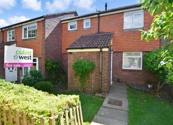 Thumbnail 3 bed terraced house for sale in Strickland Close, Ifield, Crawley, West Sussex