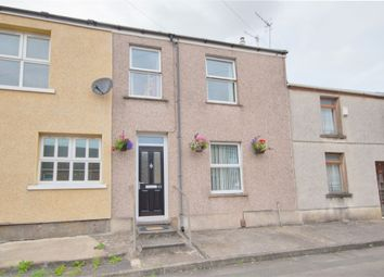 Thumbnail 3 bed terraced house for sale in Glantawe Street, Morriston, Swansea, West Glamorgan