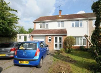 Thumbnail 4 bedroom semi-detached house for sale in Orchard Boulevard, Oldland Common, Bristol