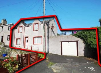 Thumbnail 3 bed end terrace house for sale in 1A, St. John Street, Glenluce DG80Qf