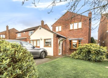 Thumbnail 3 bed detached house for sale in Fishmore View, Ludlow, Shropshire