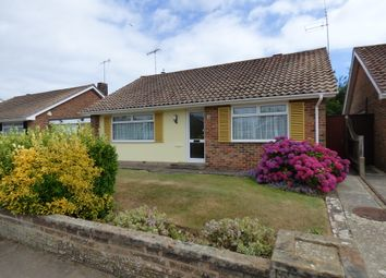 Thumbnail 2 bed detached bungalow for sale in Derwent Drive, Goring-By-Sea, Worthing