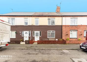 Thumbnail 2 bed terraced house for sale in Victory Street, Sunderland, Tyne And Wear